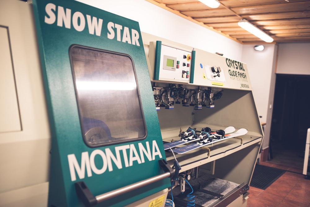 MONTANA SNOW STAR